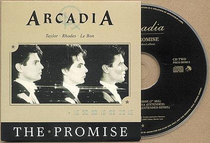 Arcadia - The Singles Box Set