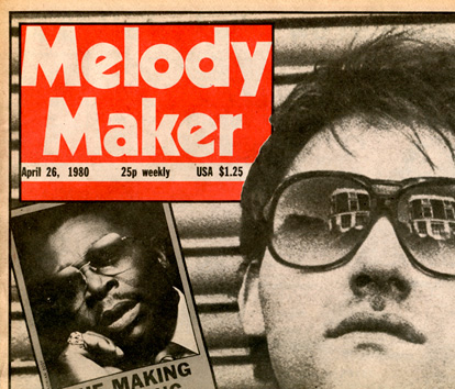 Melody Maker cover